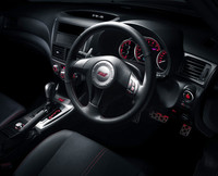 「スバル・インプレッサWRX STI A-Line 」に、スポーティな特別仕様車