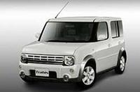オーテック、日産「キューブ」シリーズの特別仕様車「トラビス」発売の画像