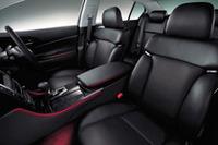 レクサスGSにスペシャル内装の限定車の画像