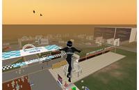 第339回:注目! 東京モーターショー2007に行きたくても行けない人に……コージ、セカンドライフ上にバーチャルショー実現す!!の画像