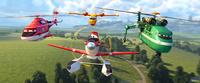 第79回:レーサーから消防飛行機に転身。悪役はあの高級SUV『プレーンズ2/ファイアー&レスキュー』の画像