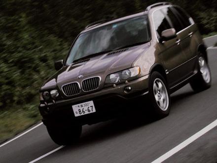 BMW X5 4.4i (5AT)【ブリーフテスト】