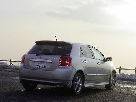 トヨタ・カローラランクス Zエアロツアラー(6MT)【ブリーフテスト】