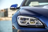 BMW 6シリーズ、フロントデザイン刷新して登場の画像