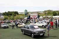 モリコロパークに100台の旧車が集合 〜「第19回トヨタ博物館クラシックカー・フェスティバル」開催