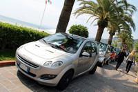 オランダで2004年から約2年にわたって生産された4人モデル「スマート・フォーフォー」も。