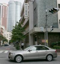 メルセデス・ベンツC200コンプレッサー エレガンス(FR/5AT)【ブリーフテスト】の画像