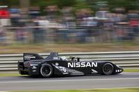 2012年のルマン24時間耐久レースに、特別枠のガレージ56枠から参戦した日産の「デルタウイング」。賞典外ではあるが、日産にとって久々のルマン復帰となった。