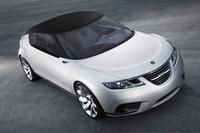 サーブはバイオ燃料で走るオープンカーを発表【パリサロン08】の画像