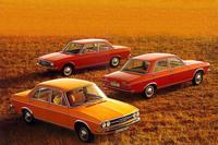 初代「アウディ100」(1968年)