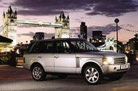 実車と写真のコラボレーション「Range Rover One Night Cruise」開催の画像