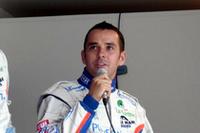 現在、日本のレースで活躍中のフランス人ドライバー、ブノワ・トレルイエ。ルマン参戦は3回目となる。