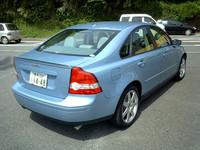 新型から、セダンが偶数、ワゴンは奇数のナンバーがふられる。こちらはセダン「S40」