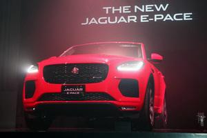ジャガー、新型SUV「Eペース」を日本に導入