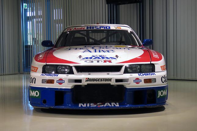 1995年 NISMO GT-R LM 22号車(エクステリア)