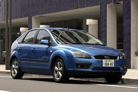 フォード・フォーカス 2.0(4AT)【ブリーフテスト】