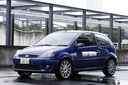 フォード・フィエスタST(FF/5MT)【試乗記】