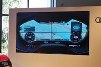 今回のマイナーチェンジでは、メーターの画面全体が液晶表示になる多機能ディスプレイ「バーチャルコックピット」も「A3」として初めて選べるようになった。