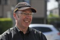 軽自動車規格の「セブン」の誕生に深く関わった、ケータハムカーズ ジャパンのジャスティン・ガーディナー氏。