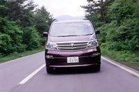トヨタ・アルファードG AX 8人乗り FF(4AT)【ブリーフテスト】の画像