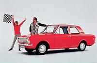「フォード・コルチナ・マーク2」(1967-70年)