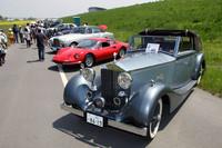 こいのぼりの街で旧車祭り 〜「KAZOクラシックカー・フェスタ2010」開催