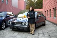 アルミボディが評価されたジャガー「XJ」は、特別賞「Most Advanced Technology」を受けた。