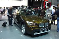 メルセデス、BMWのブース紹介【ジュネーブショー2010】