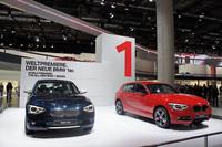 クルマの楽しさを全方位で紹介、BMW&MINIブース【フランクフルトショー2011】