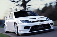 フォードの2003年型ラリーマシン「フォーカスRS WRC」デビュー!の画像