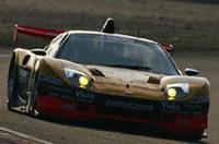 GT300クラスでは、No.16 M-TEC NSXが今シーズン初優勝を遂げ、同時にクラスタイトルをも手中に収めた。