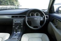 「S80 V8 AWD」の内装。