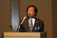 フレーム設計を担当した松田志行氏。