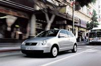 「VWポロ」、カーテンエアバッグが標準にの画像