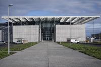 ラドゥ・テクノロジー・センター内に建設された新研究棟「RDIキャンパス」の外観。