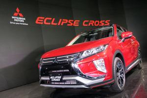 三菱、新型SUVの「エクリプス クロス」を発売