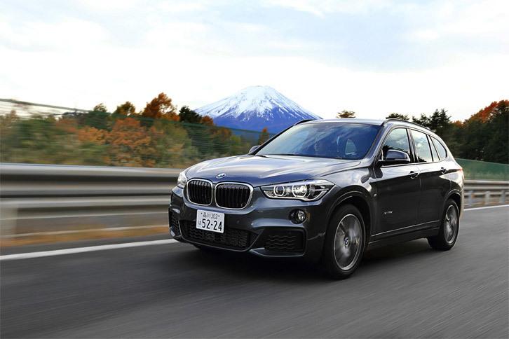BMW X1 xDrive18d Mスポーツ(4WD/8AT)【試乗記】
