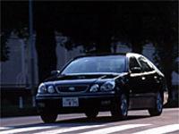 トヨタ・アリストS300ウォルナットパッケージ(5AT)【ブリーフテスト】の画像