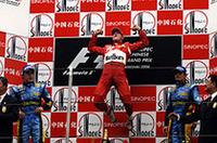 【F1 2006】第16戦中国GP、シューマッハー見事な勝利でアロンソと同点、チャンピオンシップ逆転に成功の画像