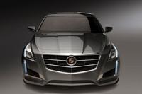 GMが新型「キャデラックCTS」を発表【ニューヨークショー2013】の画像