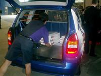 """第53回:疑問解決! なぜ「フェデックス」で""""日本初商業使用の燃料 電池車""""なのか?の画像"""