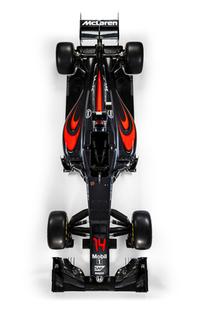 マクラーレン・ホンダが新型マシンを公開【F1 2016】の画像
