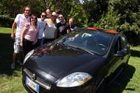 「スティーロ」の後継車である新型「フィアット・ブラーヴォ」も参加資格あり。