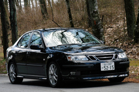 サーブ9-3スポーツセダン エアロ2.0T(5AT)……470.0万円2003年1月から日本で販売が開始された、サーブの...