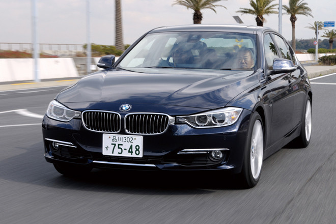 BMW 328iラグジュアリー(FR/8AT)【試乗記】