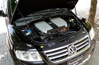 フォルクスワーゲン・トゥアレグ W12 スポーツ(4WD/6AT)【試乗記】の画像