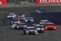 【SUPER GT 2016】SUPER GT 第7戦タイ決勝結果の画像