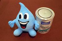 補修塗料にもエコの波、ヤナセが水性塗料使用を発表