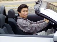自動車ジャーナリストの桃田健史