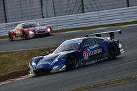 GT500クラスのレース1は、塚越広大が駆るNo.17 KEIHIN HSV-010が優勝。